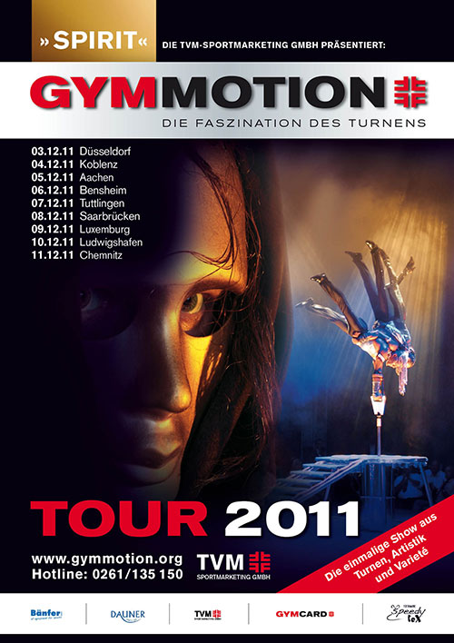 Gymmotion 2011 - SPIRIT